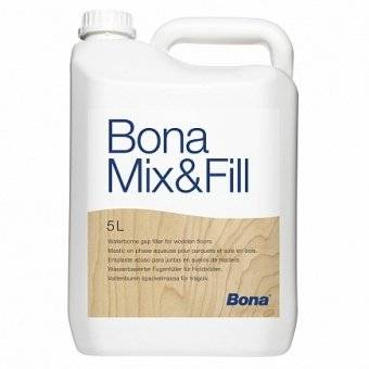 Шпаклевка Bona Mix and Fill
